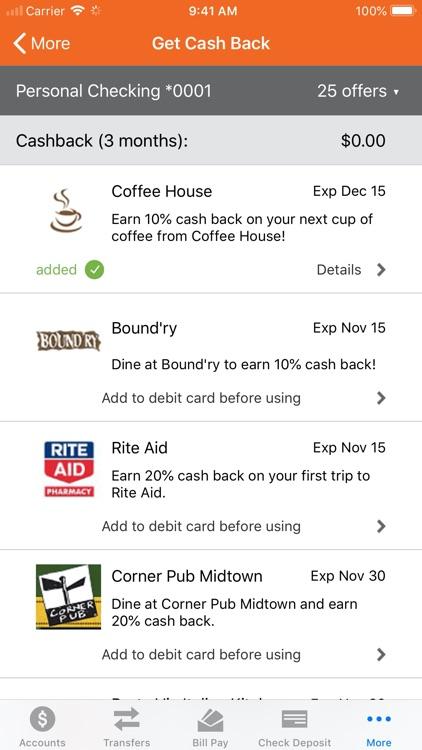 Zeal Credit Union Mobile screenshot-6
