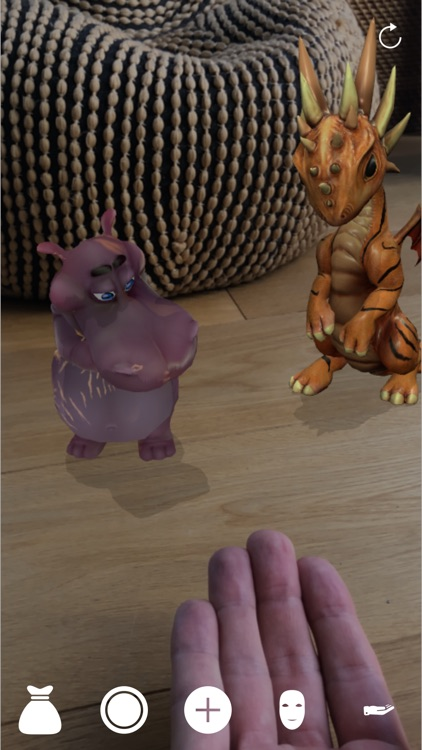 ImagiPets: AR Dragons and pets