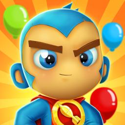 Ícone do app Bloons Supermonkey 2