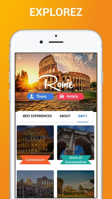 Screenshot #3 pour Rome Guide de Voyage