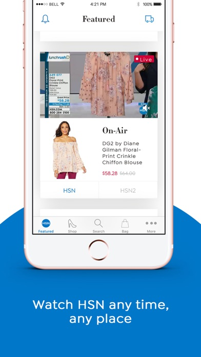 HSN Shopping App wiki review and how to guide