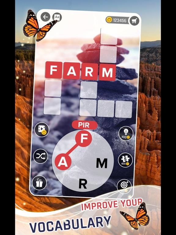 Word Vista: Puzzle of Bliss screenshot 7