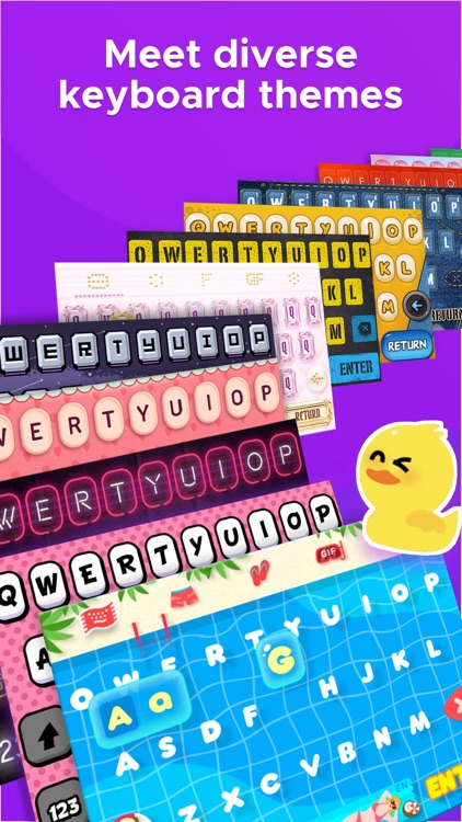 New Emoji & Fonts - RainbowKey screenshot-6
