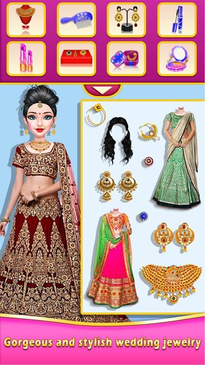 Indian Wedding Doll Maker screenshot-6