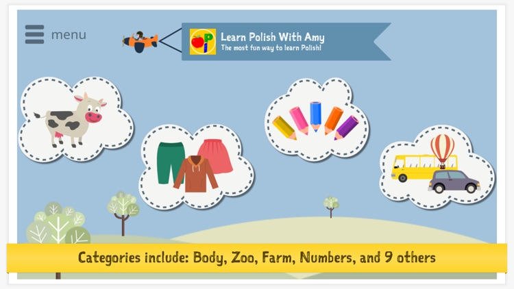 Learn Polish With Amy for Kids screenshot-9