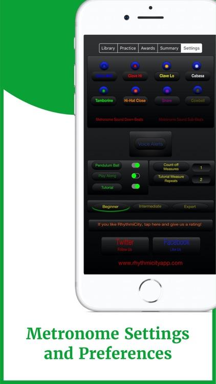 Rhythm Trainer by Rhythmicity screenshot-9