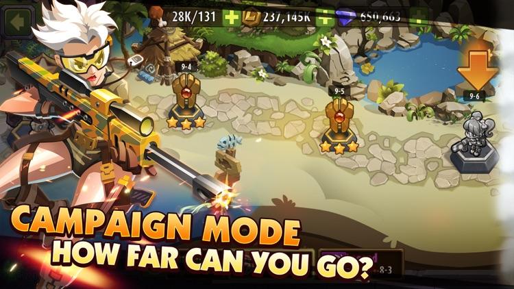 Magic Rush: Heroes screenshot-4