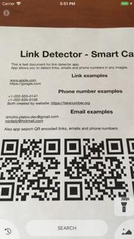 Link Detector - Smart Scanner iphone images