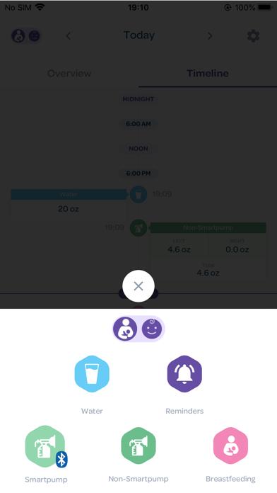 Lansinoh Baby App 2.0 screenshot 6