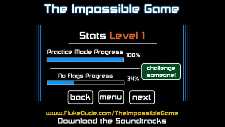 The Impossible Game screenshot-4