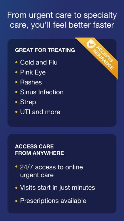 Convenient Care Now screenshot-5