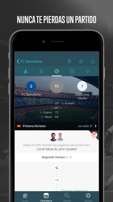 Screenshot for Forza Football in Spain App Store