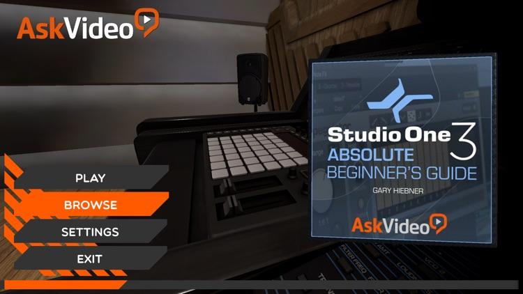 Beginners Guide For StudioOne3 screenshot-0