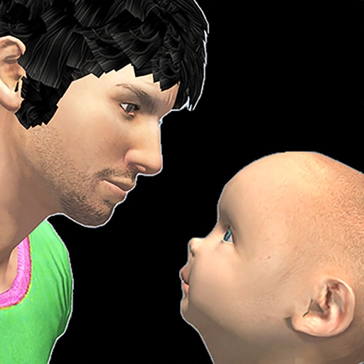 Your Daddy Simulator Baby Care