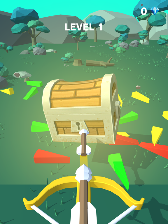 Shoot Arrow 3D screenshot 9