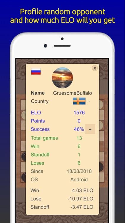 Checkers Online screenshot-3