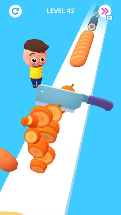 Food Games 3D screenshot-5