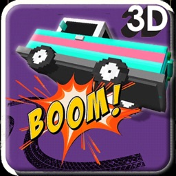 Skiddy Race 3D : Chasy Clash