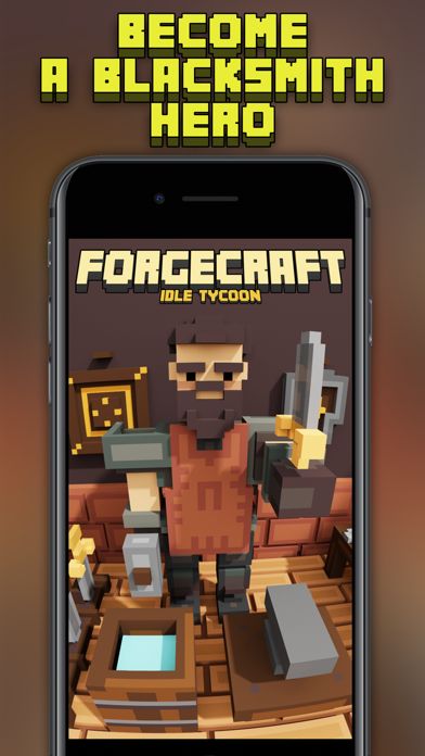 点击获取ForgeCraft - Idle Tycoon
