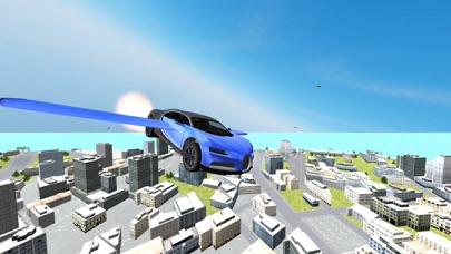 Flying Car Racing Simulator free Coins hack