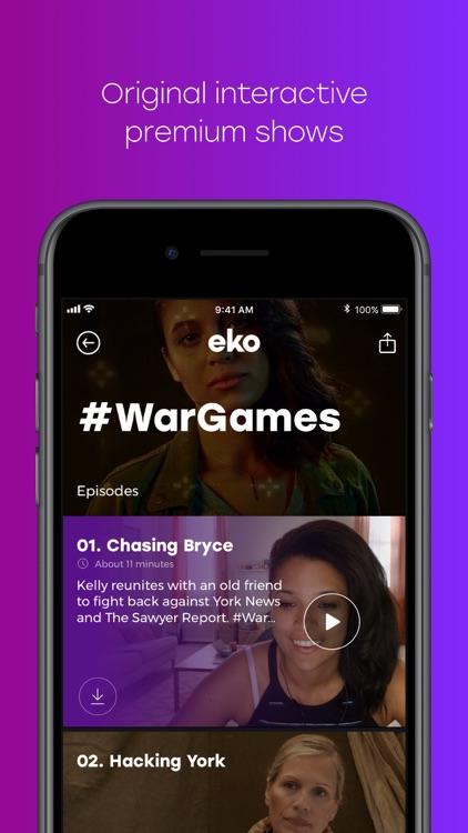 Eko - Control the Story screenshot-0