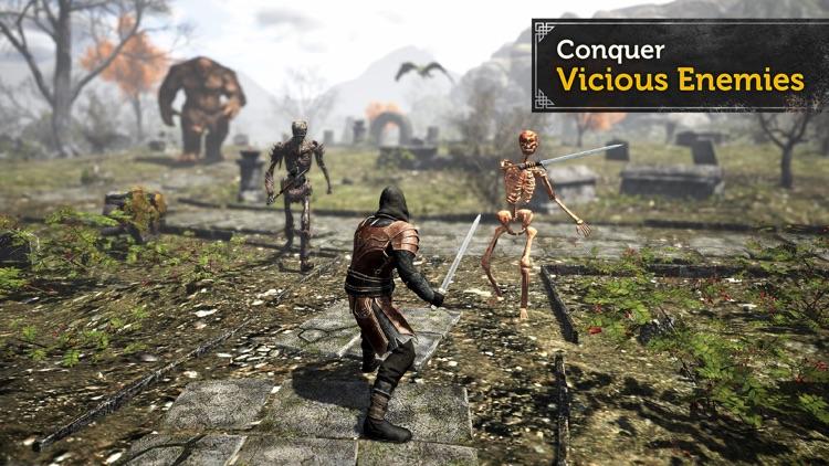 Evil Lands: MMO RPG screenshot-4