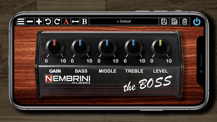 The Boss Led Diode Distortion