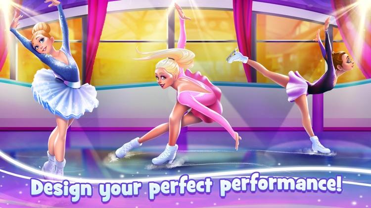 Ice Ballerina: Dance & Skating