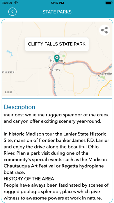 Screenshot #3 pour Indiana State Park