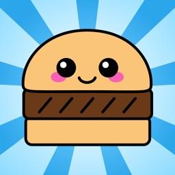 Burger Memory Game