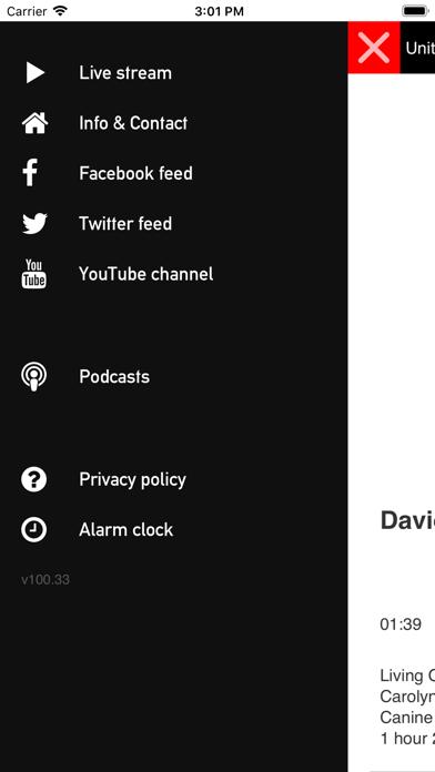 Dreamvisions 7 Radio Network screenshot two