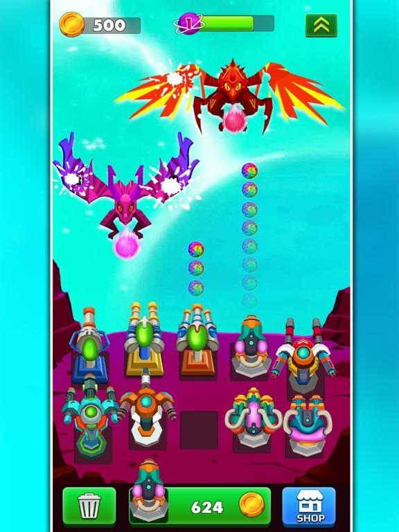 Idle Paintball Shooting Game screenshot 6