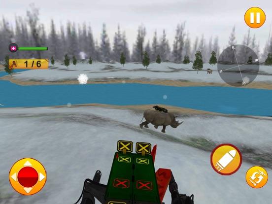 Animal Battle Dinosaur Games screenshot 14