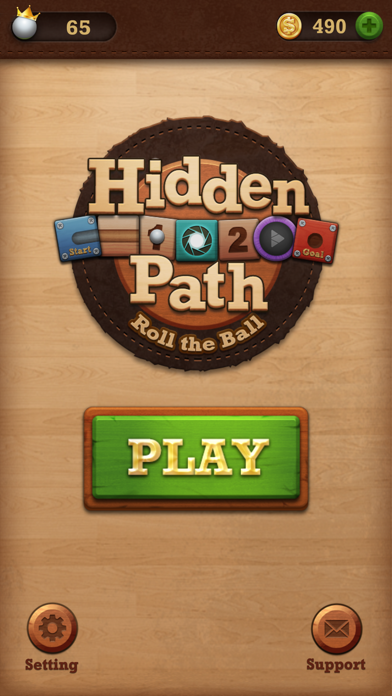 Download Roll the Ball: Hidden Path for Pc