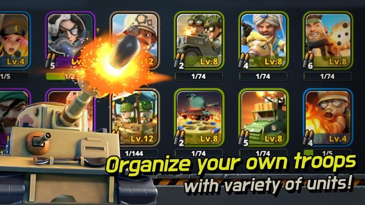 World War Arena screenshot-4