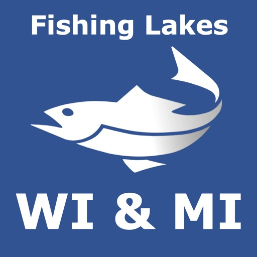 Wisconsin-Michigan Fish Lakes