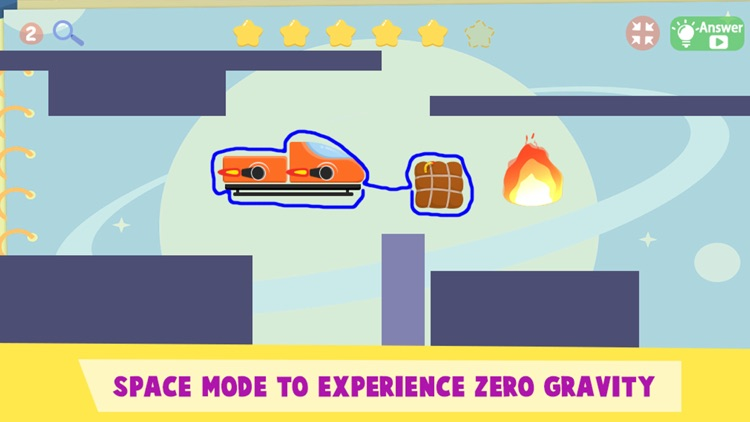Truck vs Fire: Brain Challenge screenshot-6