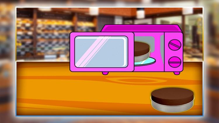 Cake Bakery Chef Story screenshot-4