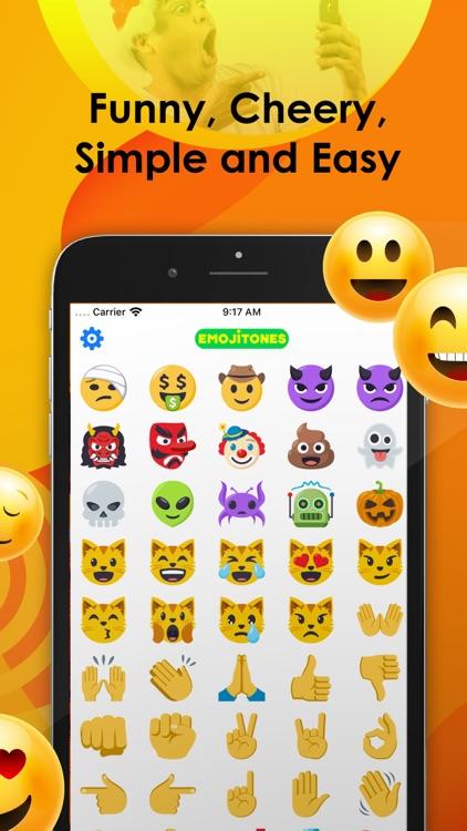 Emoji Tones - emoji with sound