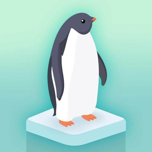 ペンギンの島