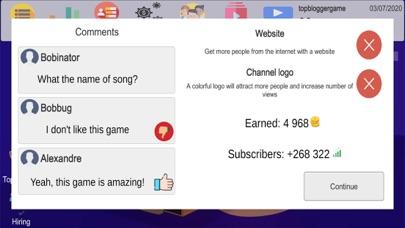 TopBlogger screenshot 3