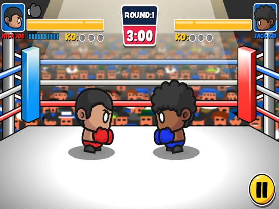 Mini Boxing screenshot 10