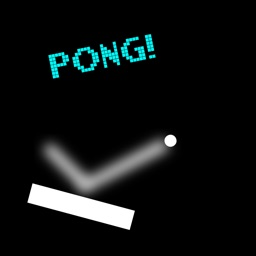 Pong: The classic pong game!