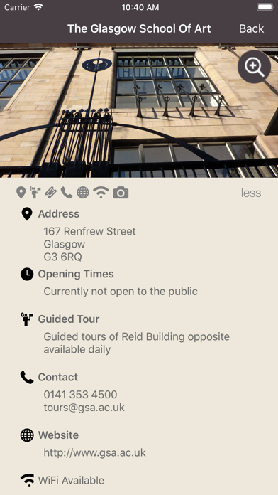 Go Glasgow screenshot three