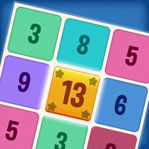 Merge Block - Number Up 13
