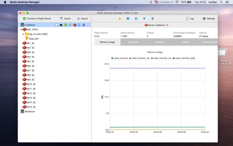 Redis Desktop Manager review screenshots