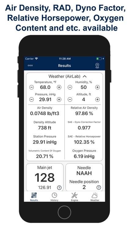 Jetting for Suzuki RM 2T Moto screenshot-4