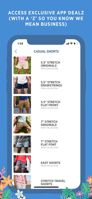 aa2f2092b9 Chubbies Shorts on the App Store