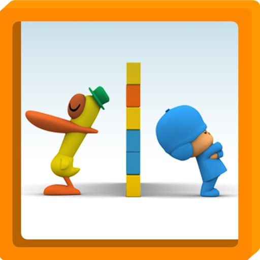 Pocoyo: A little something between friends