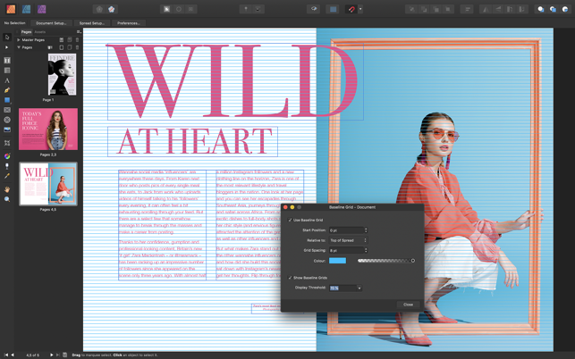 ‎Affinity Publisher Screenshot